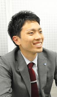 2015年入社 チームリーダー 高橋 大樹