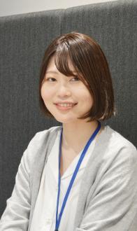 2015年入社 坂口 美穂